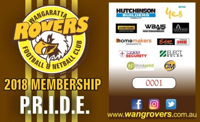 2018 Memberships Available NOW